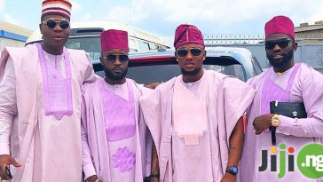 Latest Agbada designs 2018