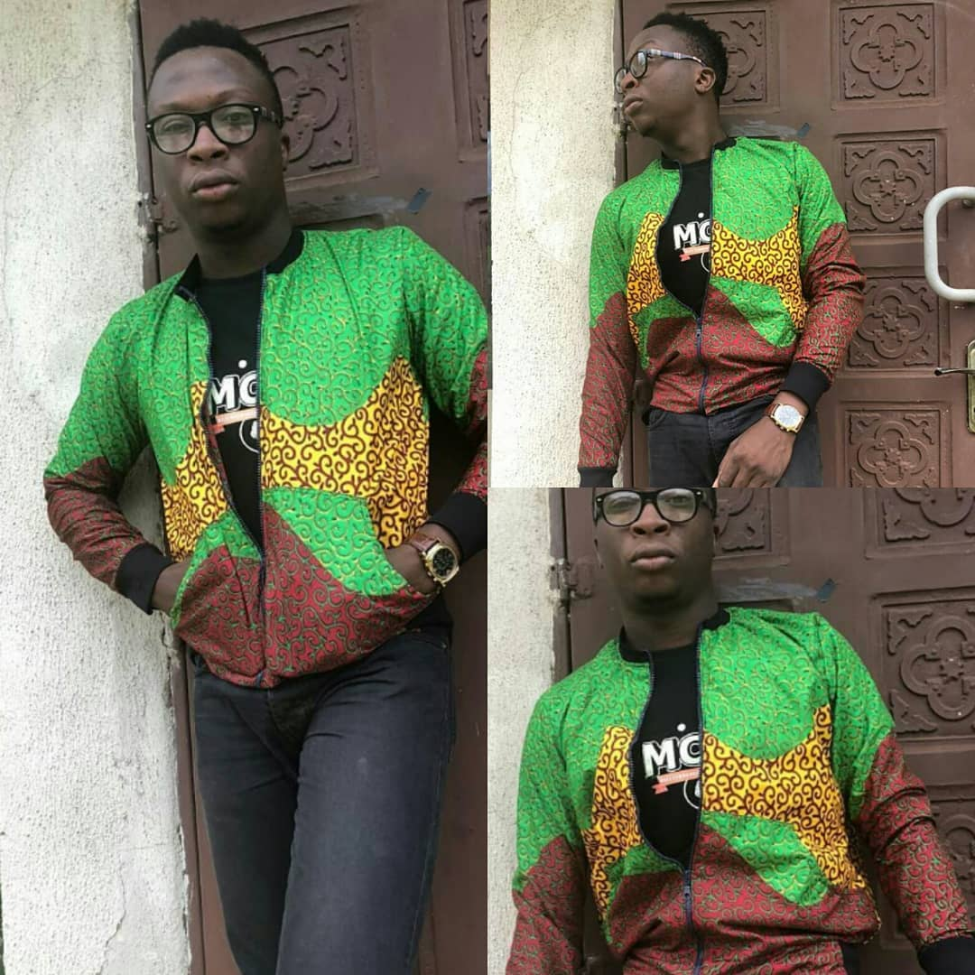 Nigerian native styles for men