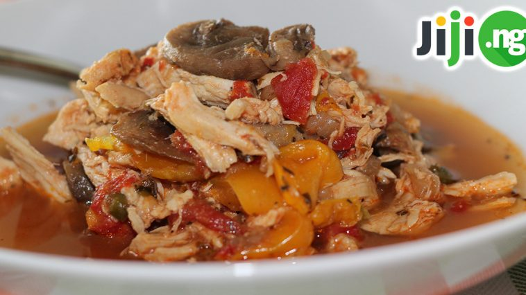 how to cook chicken pepper soup