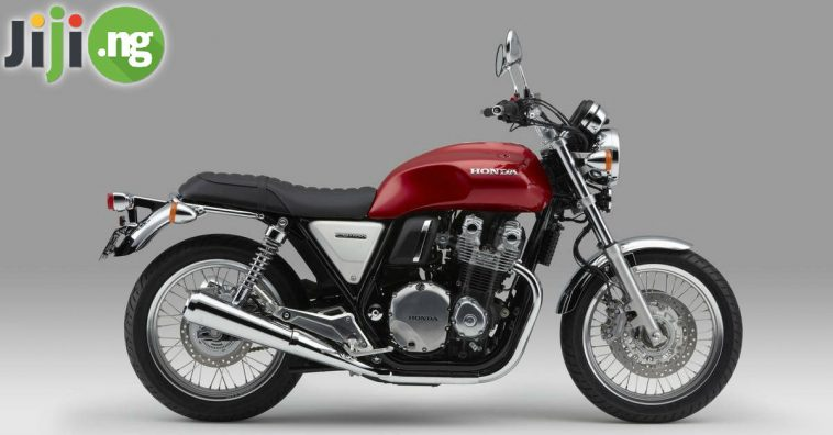 Honda motorcycles price in Nigeria
