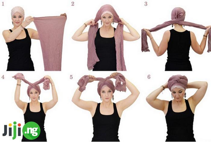 how to wrap a turban