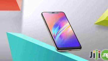 Infinix Hot 6X price in Nigeria