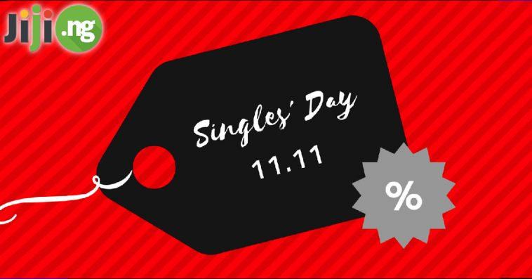 Singles' Day sales