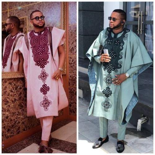 trendy agbada styles