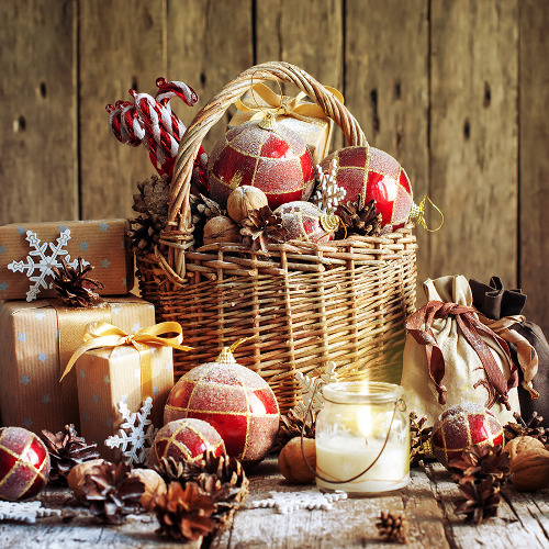 how to sell gift baskets from home