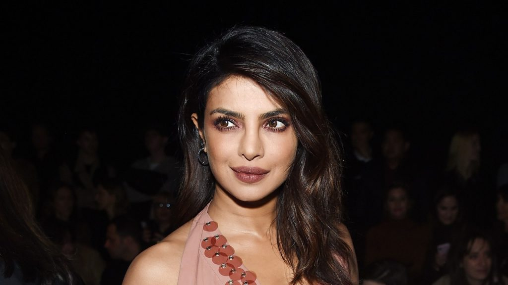 Priyanka Chopra makeup