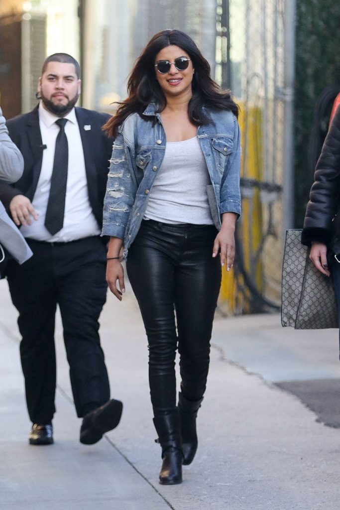 Priyanka Chopra outfits jacket 1