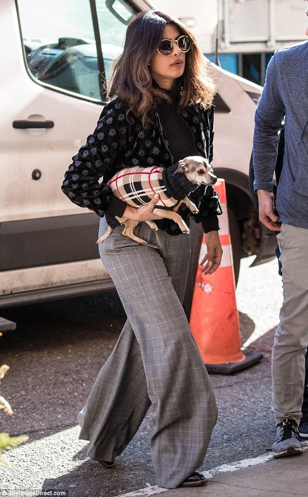 Priyanka Chopra dressing style