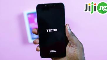 Tecno Pouvoir 1 specs and price in Nigeria