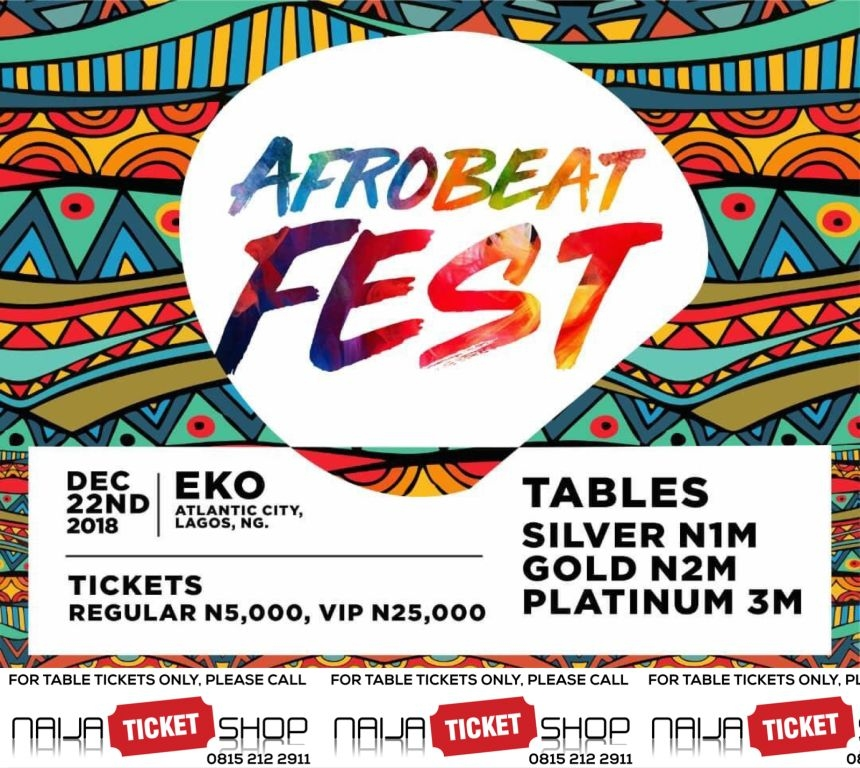 Guide to all December events in Nigeria