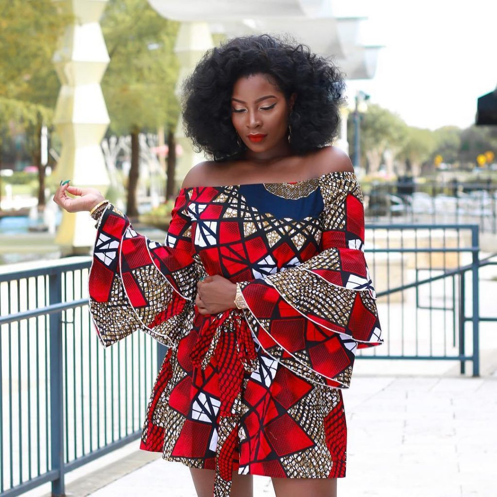 Bell sleeve gowns you will love