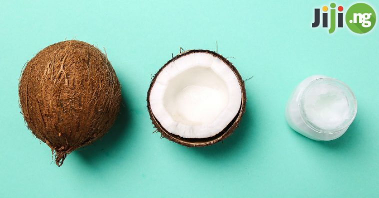Benefits of coconut oil on face
