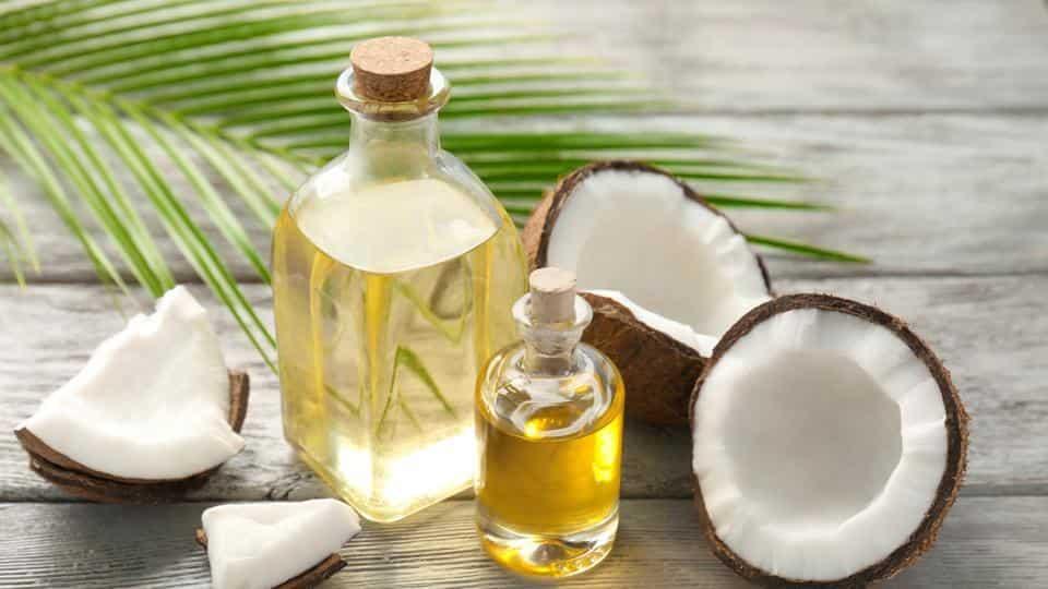 Lightening oils for black skin