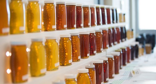 how to identify original honey