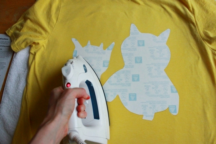 How to make print t-shirts