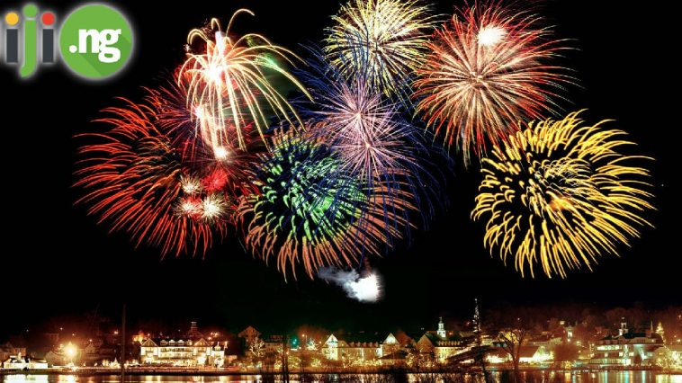 New Year activities in Lagos