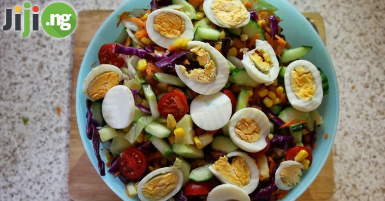 How to make Nigerian salad