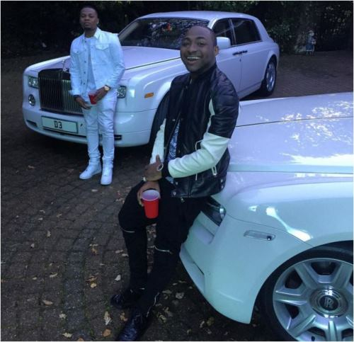 olamide house and cars