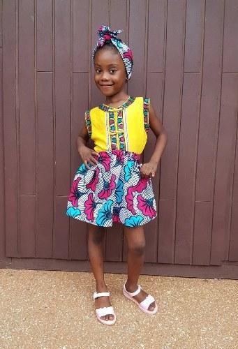 girls ankara styles