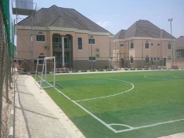 Ahmed Musa house and cars