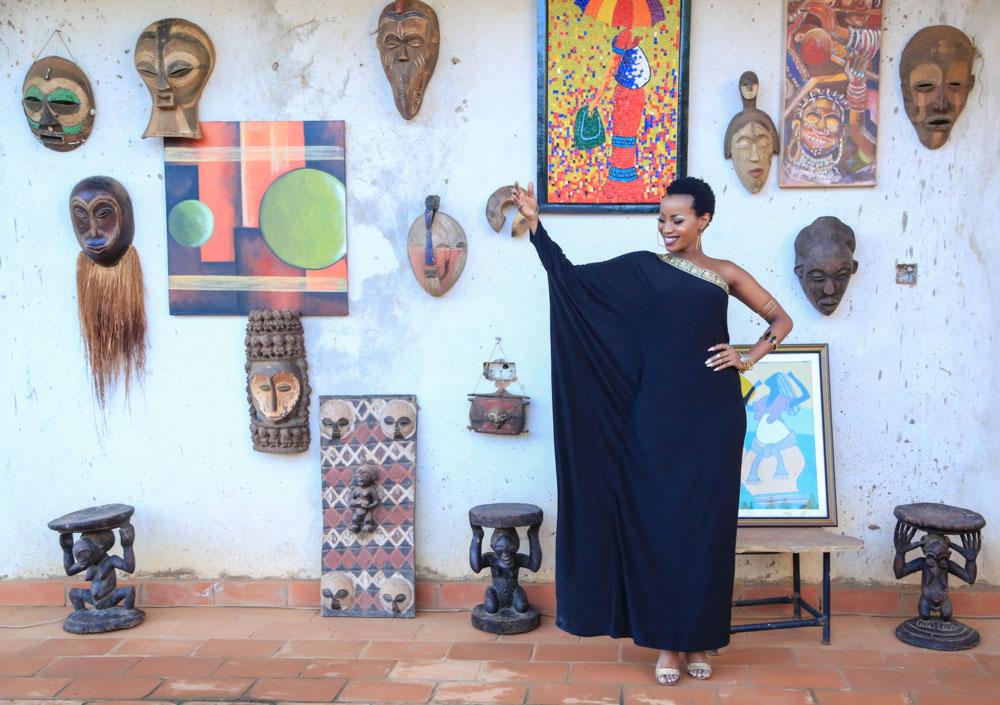 Kampala dress styles