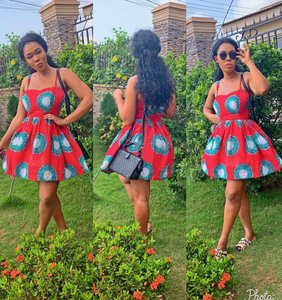 Best mini Ankara dresses