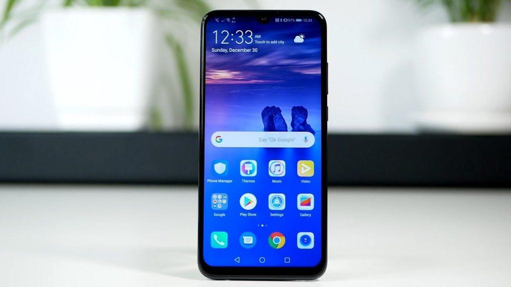 Huawei P Smart vs iPhone X