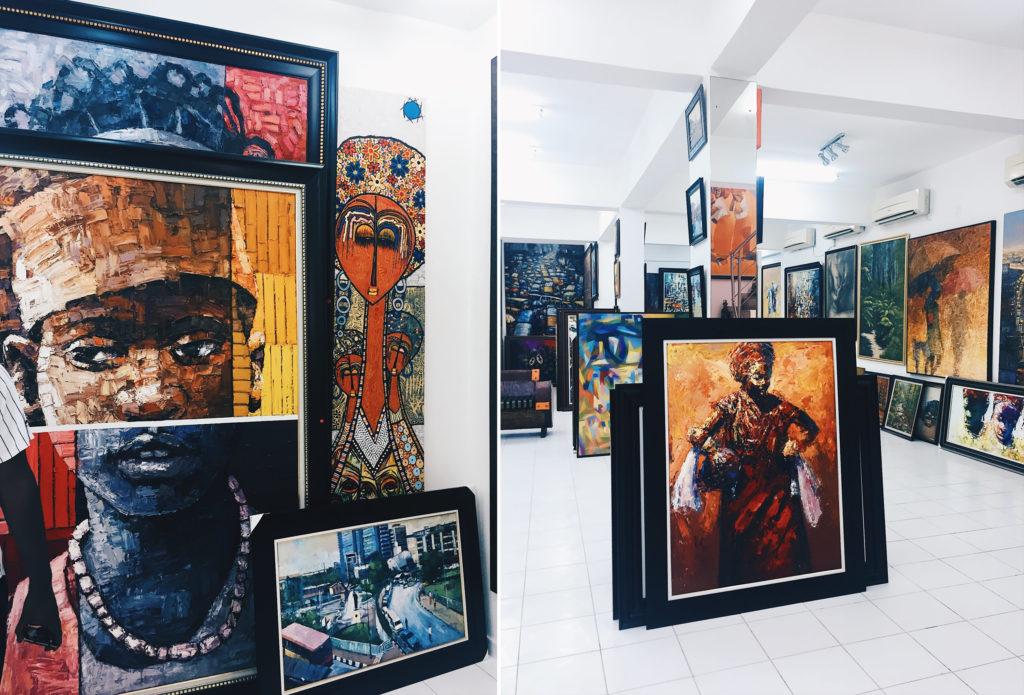 Romantic spots in Nigeria