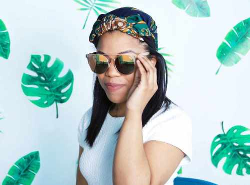 head wrap styles for natural hair