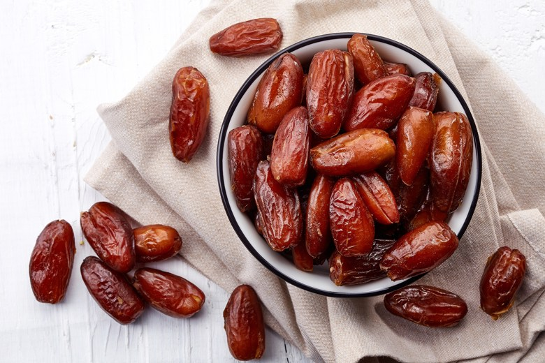 Benefits of tiger nuts, dates, and coconut