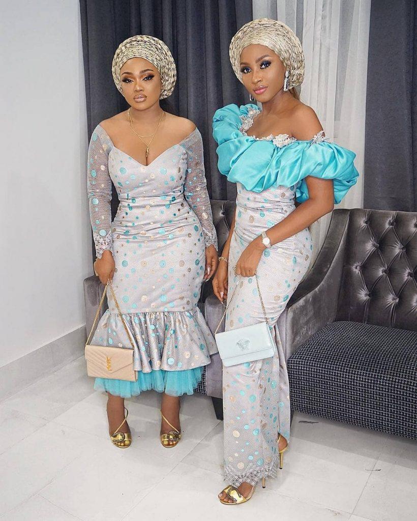 Wedding Aso Ebi styles
