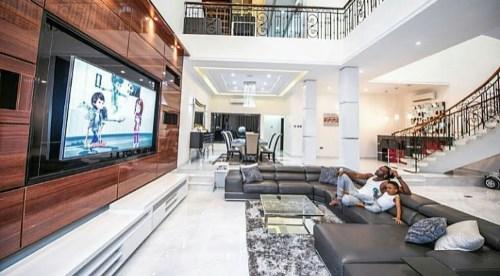 beautiful house in Nigeria