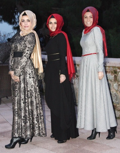 how to wear hijab in trendy styles
