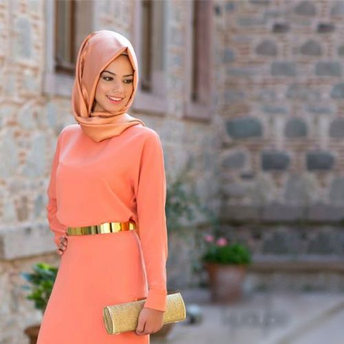 stylish muslimah fashion