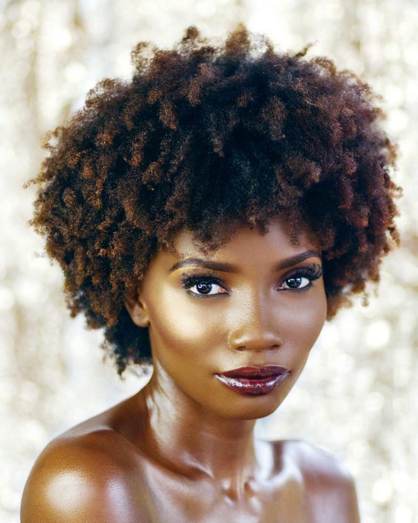 new natural hairstyles
