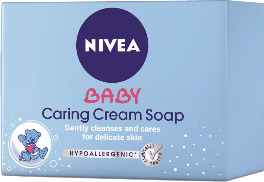 Best baby soap and cream
