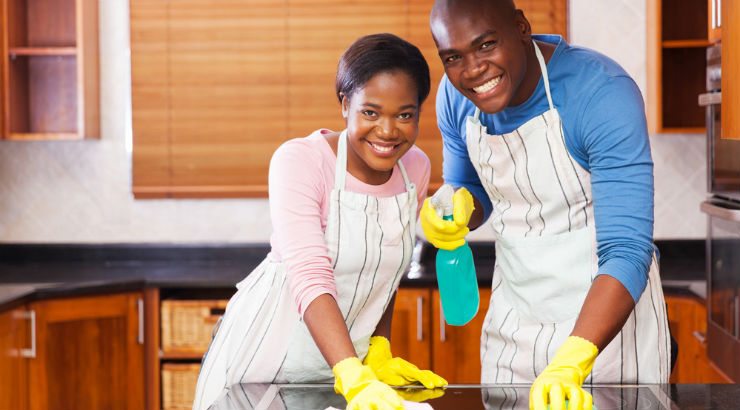 Cleaning services prices in Nigeria
