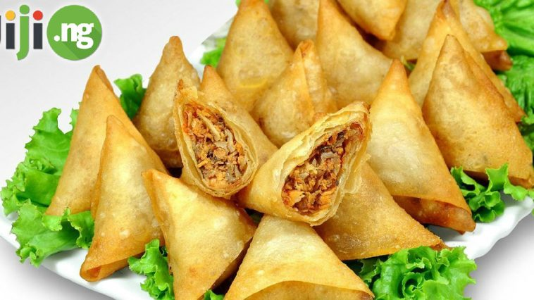 How to make Nigerian samosa