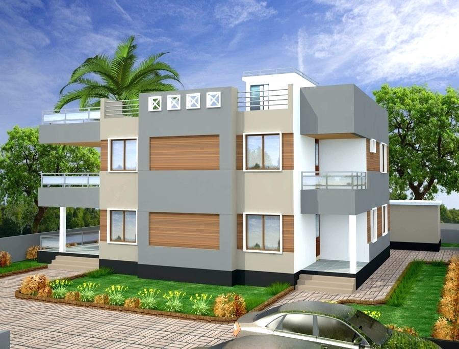 Parapet designs in Nigeria