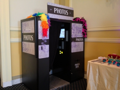 materials for photo booth