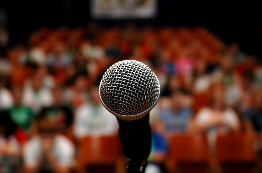 How to improve public speaking skills