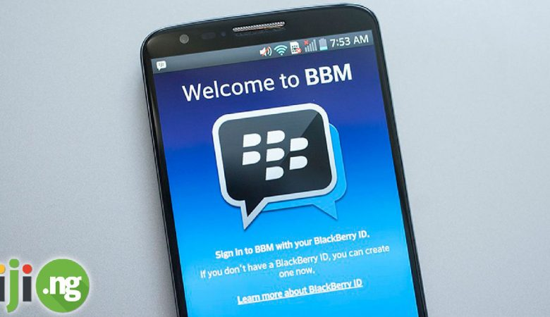 BlackBerry Messenger to shut down