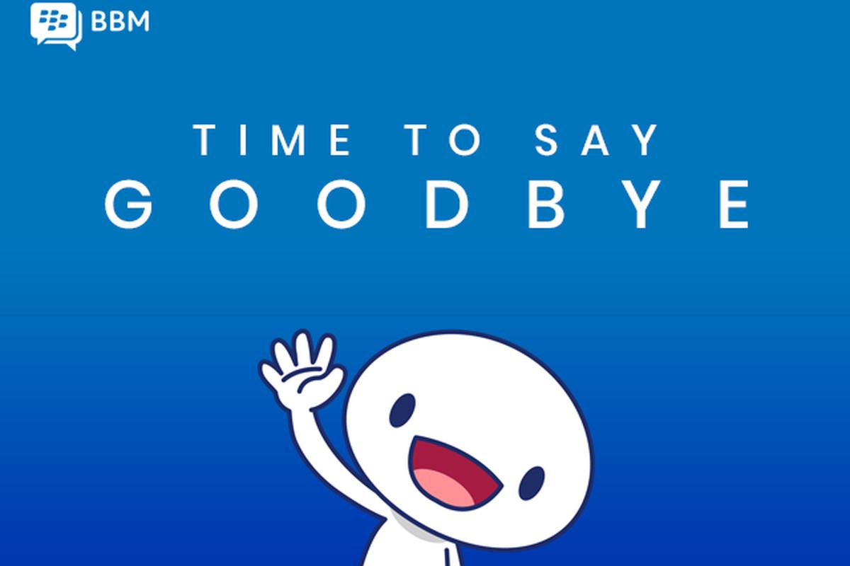 BlackBerry Messenger to shut down