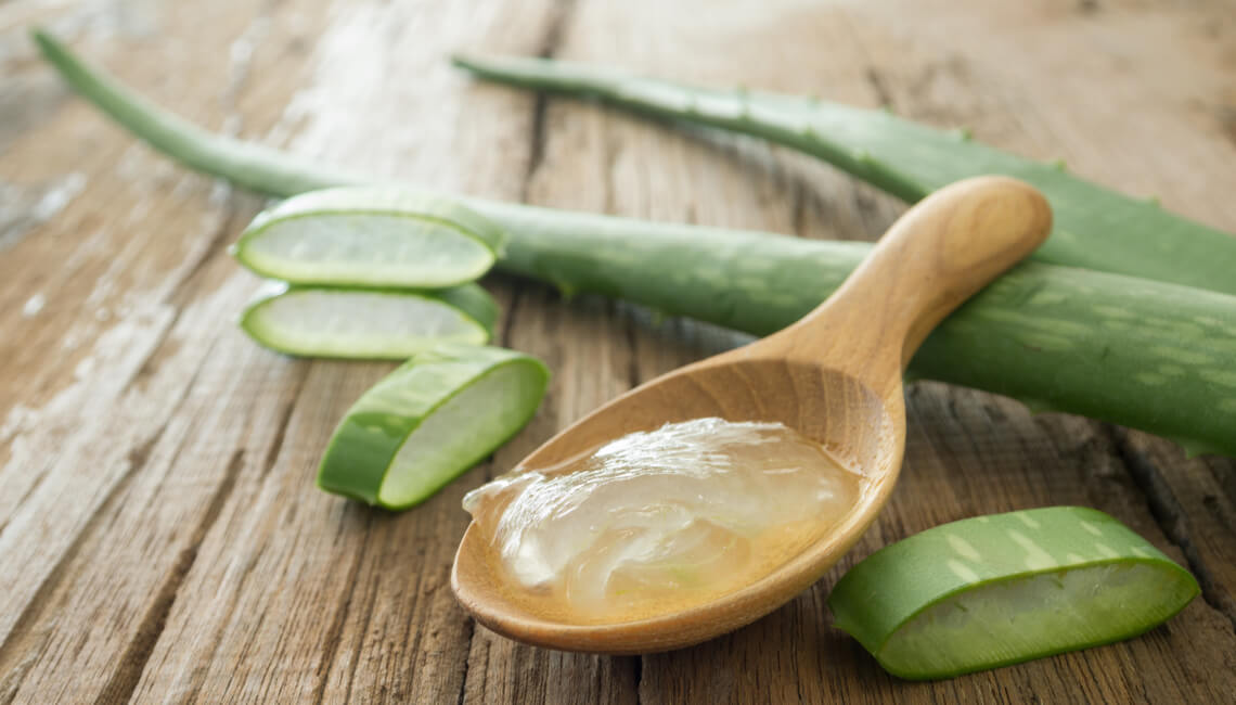 Aloe vera for skin whitening