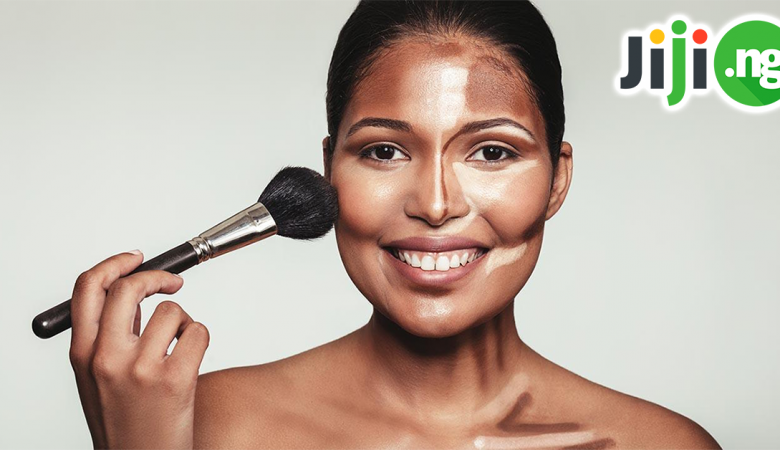 how to contour and highlight your face for beginners