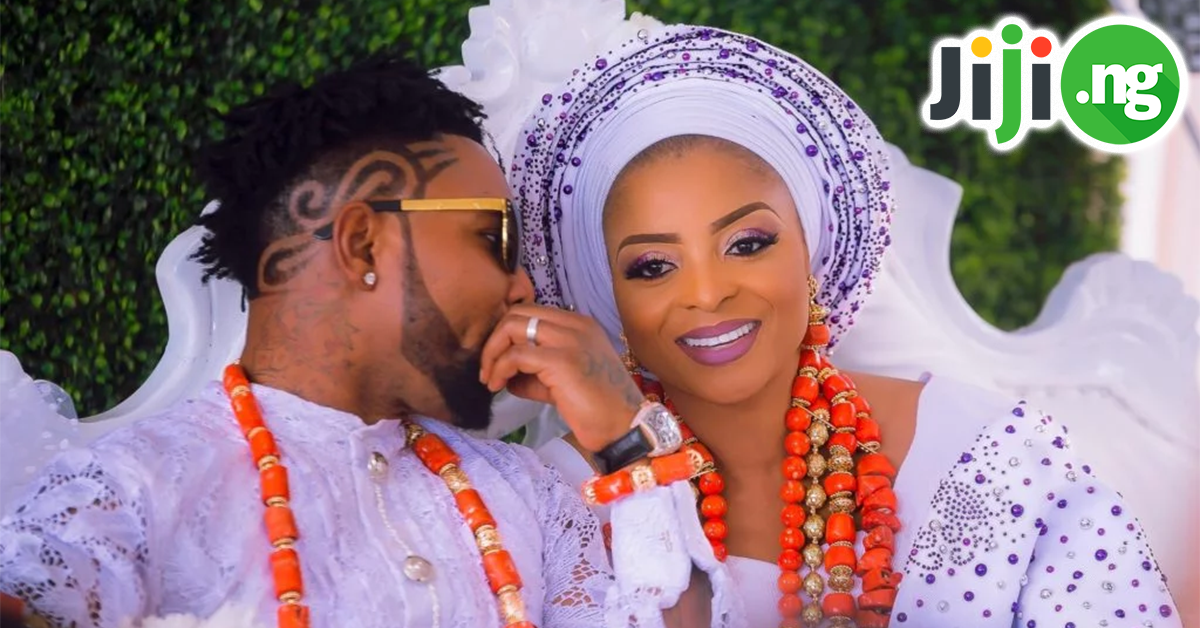 oritse femi wedding