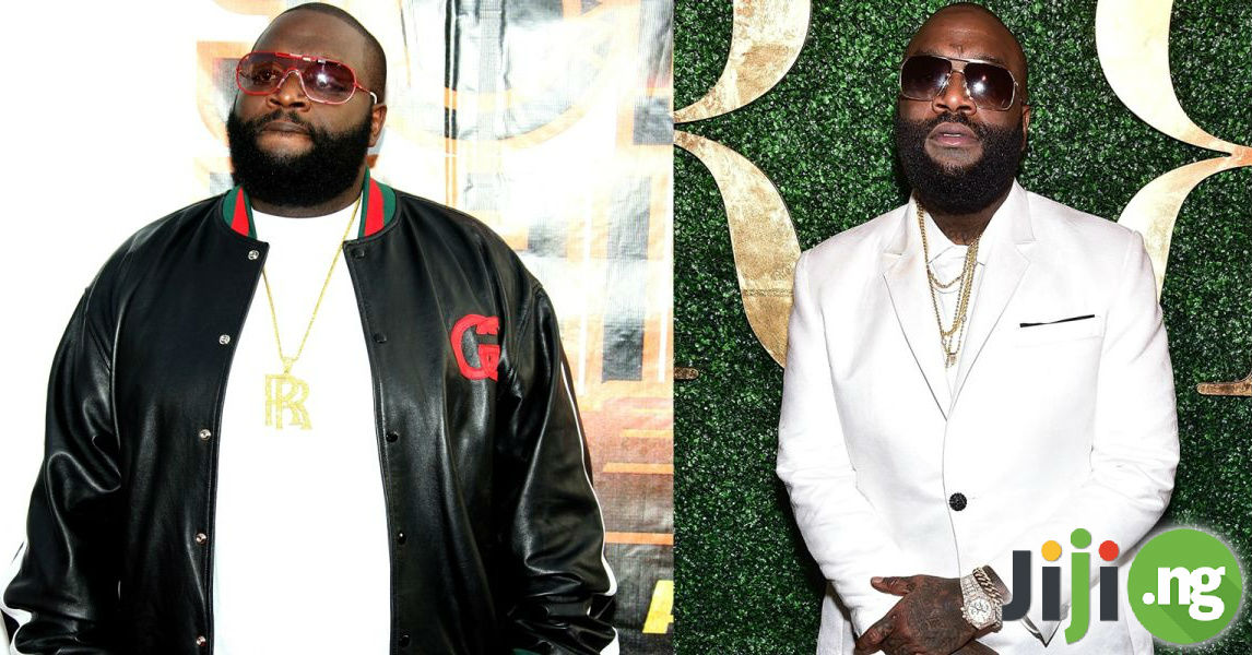 Rick Ross weight loss