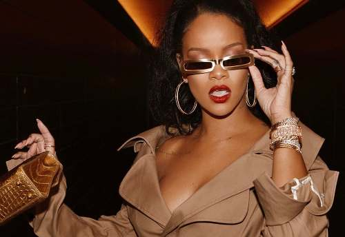 Rihanna Launches Fenty Collection With LVMH!