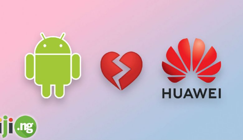 Google bans Huawei from using Android