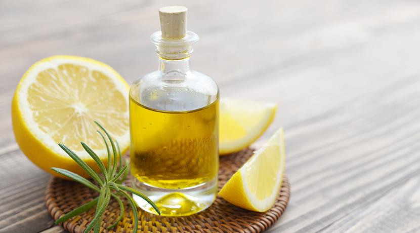 How to make lemon oil at home